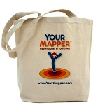 Tote Bag: Carry Your Mapping Supplies